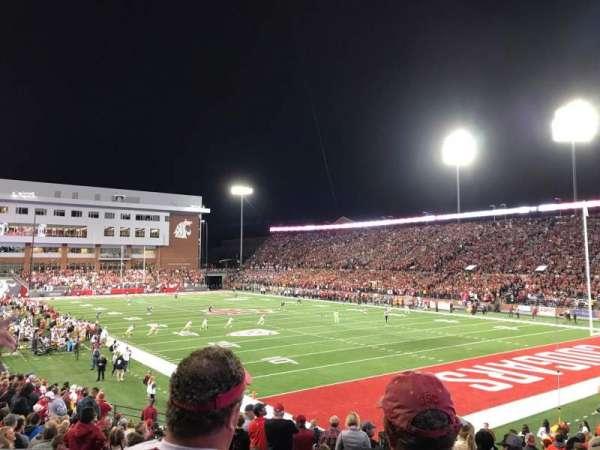 Martin Stadium, sección: 13, fila: 7, asiento: 13