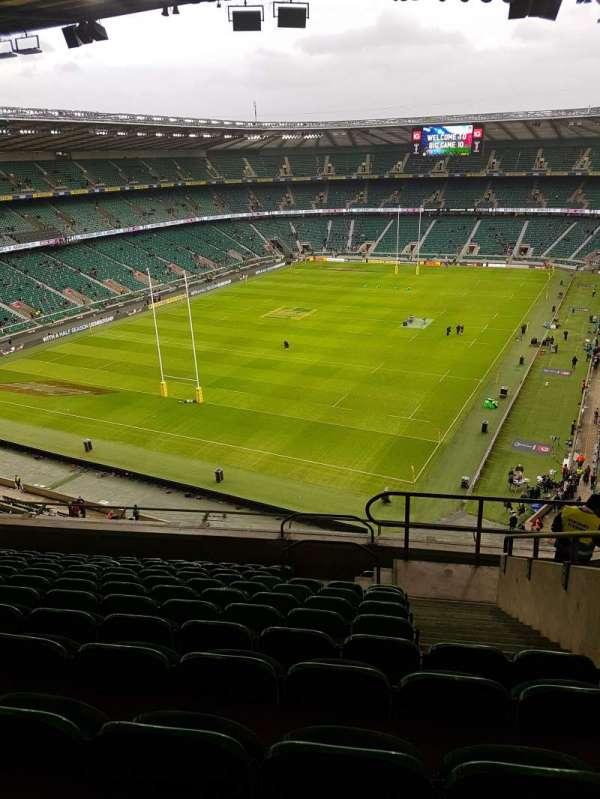 Twickenham Stadium, sección: U16