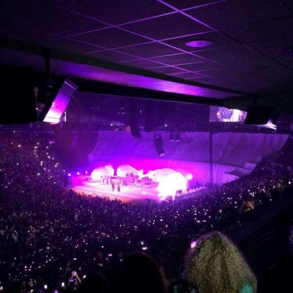 Scotiabank Arena, sección: 258, fila: 2, asiento: 1