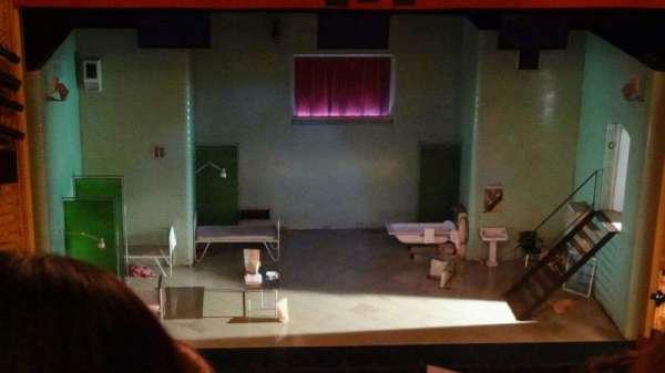 Ethel Barrymore Theatre, sección: Rear Mezzanine C, fila: F, asiento: 103
