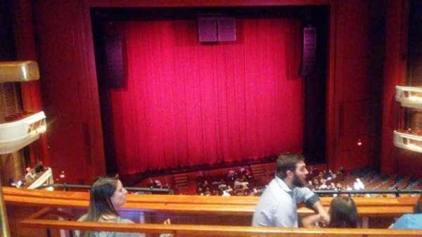 Au-Rene Theatre at the Broward Center, sección: Mezzanine, fila: C, asiento: 125