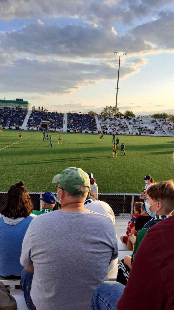 Dillon Stadium, sección: General Admission