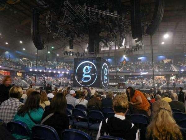 Allstate Arena, sección: Floor