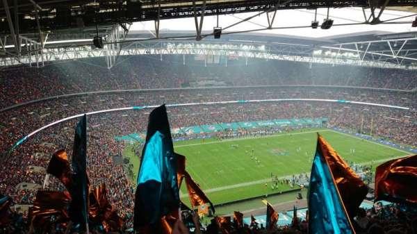 Wembley Stadium, sección: 506