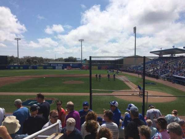 Florida Auto Exchange Stadium, sección: 204, fila: 4, asiento: 11