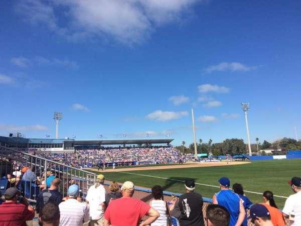 Florida Auto Exchange Stadium, sección: Standing Room (Right Field)
