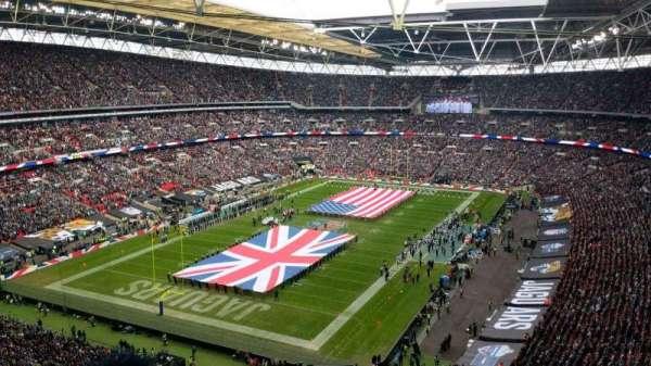 Wembley Stadium, sección: 536, fila: 20, asiento: 279