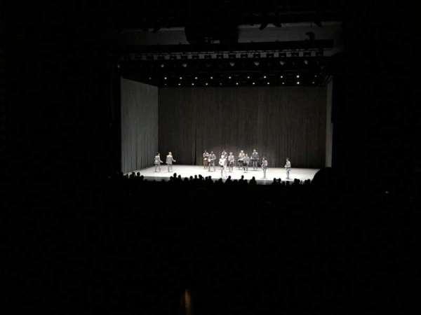 Sony Centre For The Performing Arts, sección: Orchestra 4, fila: Z, asiento: 61