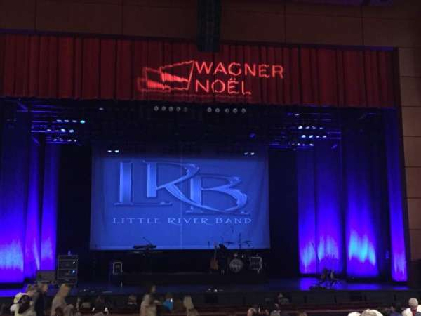 Wagner Noël Performing Arts Center, sección: Orch, fila: R, asiento: 114