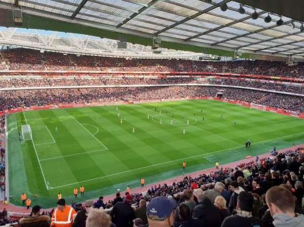 Emirates Stadium, sección: 94, fila: 15, asiento: 12