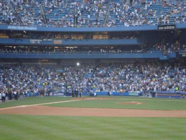Old Yankee Stadium, sección: 39, fila: CC, asiento: 20