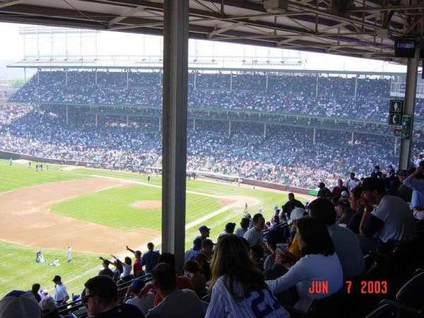 Wrigley Field, sección: 406L, fila: 7, asiento: 10