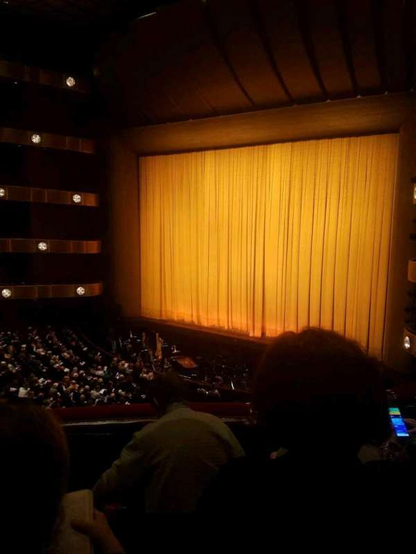 David H. Koch Theater, sección: 2nd Ring, fila: C, asiento: 28