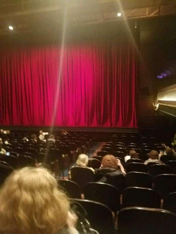 The Joyce Theater, sección: orchestra, fila: o, asiento: 6