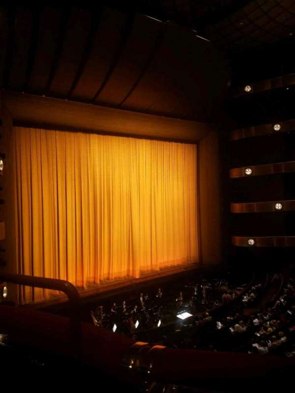 David H. Koch Theater, sección: 2nd ring, fila: A, asiento: 35