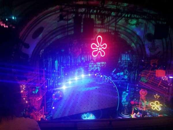 Palace Theatre (Broadway), sección: Balcony, fila: C, asiento: 15