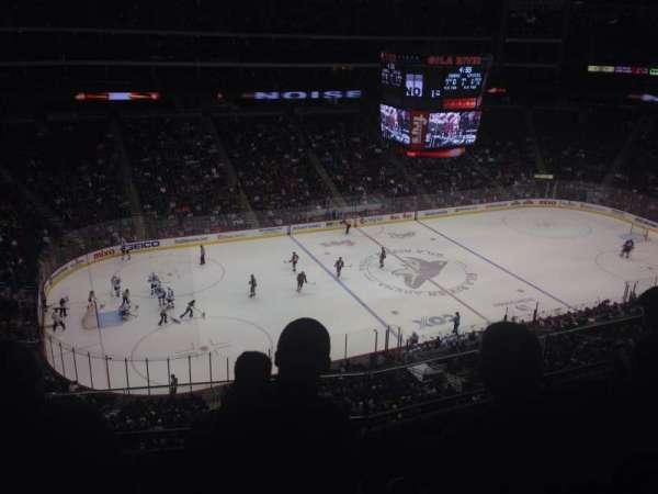 Gila River Arena, sección: 203, fila: D, asiento: 7