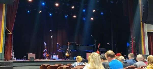 Capitol Theatre (Clearwater), sección: Orchestra, fila: S, asiento: 20