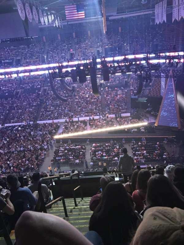 TD Garden, sección: Bal 329, fila: 13, asiento: 21