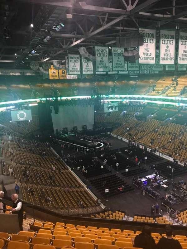 TD Garden, sección: Bal 311, fila: 11, asiento: 12