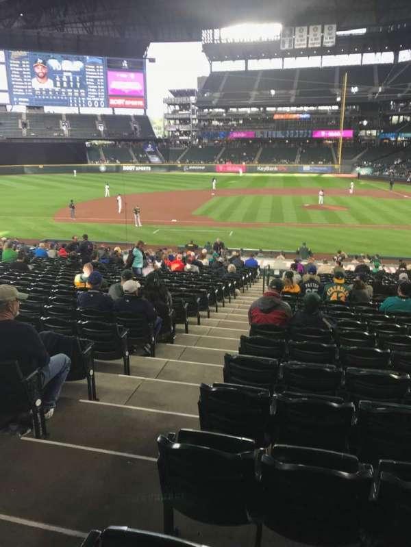 T-Mobile Park, sección: 138, fila: 26 , asiento: 10