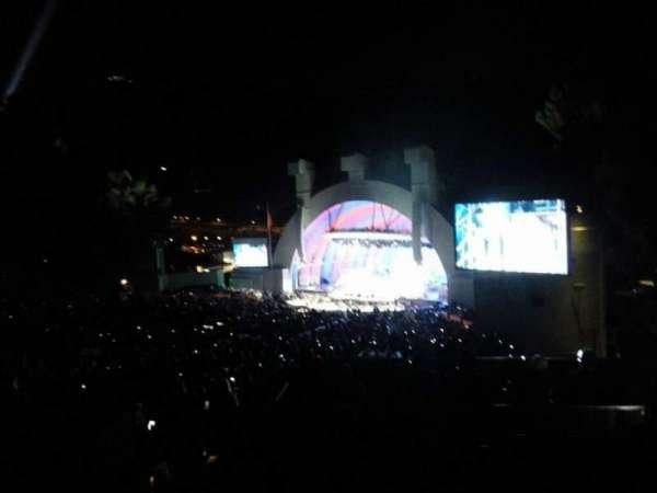 Hollywood Bowl, sección: L3, fila: 1, asiento: 32