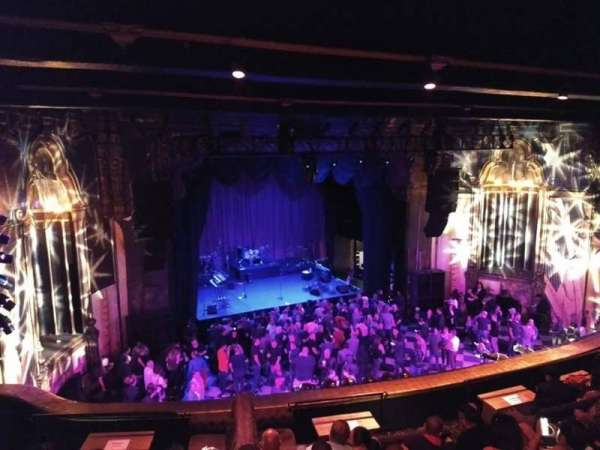 The Fonda Theatre , sección: BALC, fila: GA, asiento: Left Side