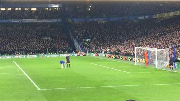 Stamford Bridge, sección: ELN2, fila: S