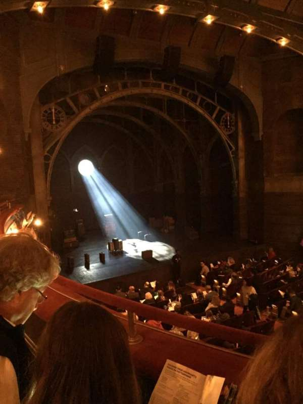 Lyric Theatre, sección: Dress Circle L, fila: B, asiento: 15