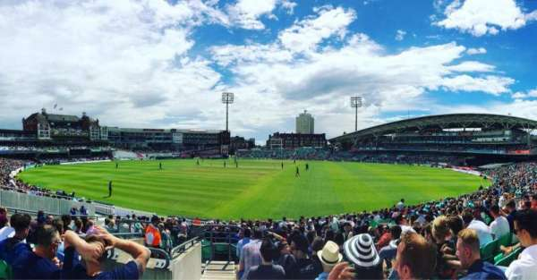 Kia Oval, sección: JM Finn Stand 20, fila: 22, asiento: 655