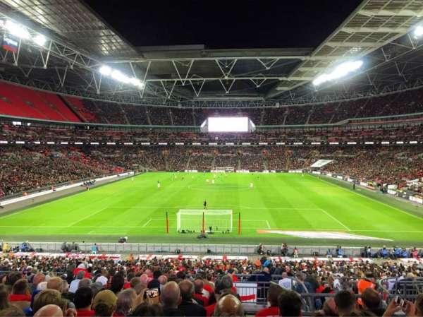 Wembley Stadium, sección: Home End
