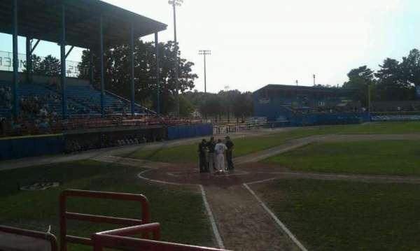 C. O. Brown Stadium, sección: 5, fila: 2, asiento: 4