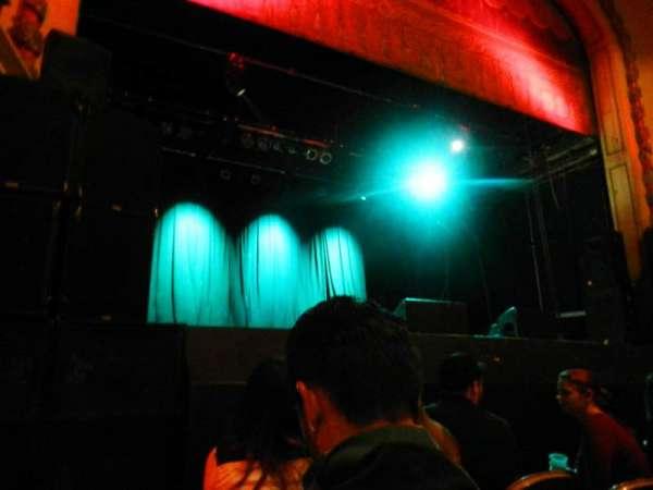 Trocadero Theater, sección: PIT, fila: 3, asiento: 1