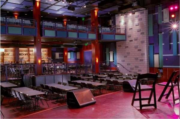World Cafe Live, sección: Stage, fila: GA, asiento: GA