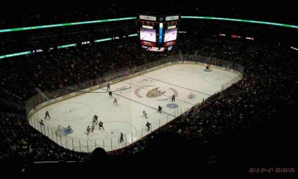 Honda Center, sección: 417, fila: S, asiento: 15