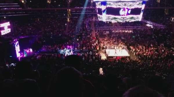 Madison Square Garden, sección: 223, fila: 8, asiento: 14