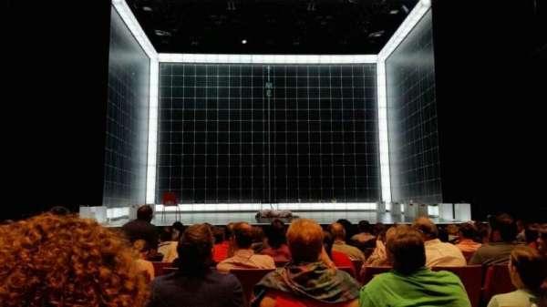 Durham Performing Arts Center, sección: Orchestra 3, fila: H, asiento: 111