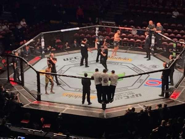 FLA Live Arena, sección: CL35, fila: 3, asiento: 1