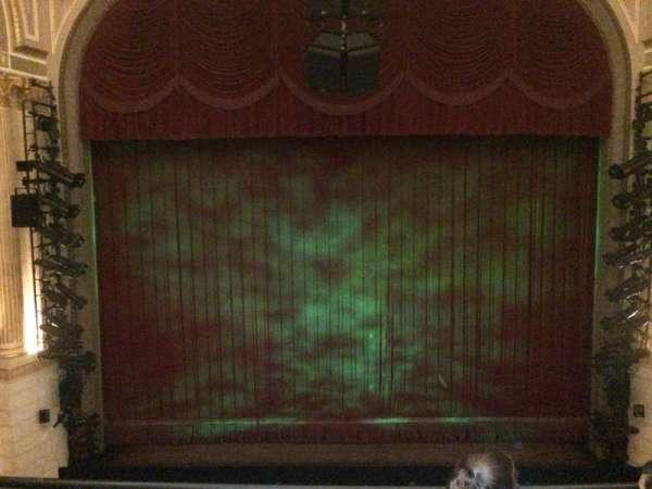 Samuel J. Friedman Theatre, sección: Mezzanine C, fila: A, asiento: 110