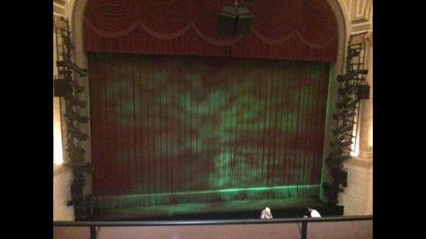 Samuel J. Friedman Theatre, sección: Mezzanine C, fila: A, asiento: 106
