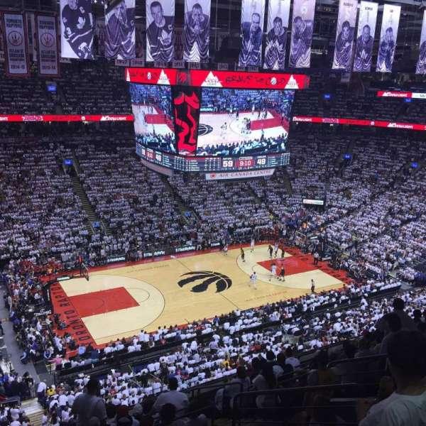 Scotiabank Arena, sección: 311, fila: 11, asiento: 7