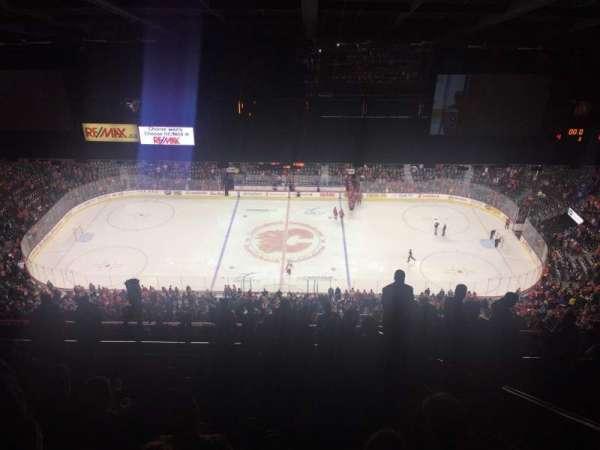 Scotiabank Saddledome, sección: PL5, fila: 13, asiento: 15