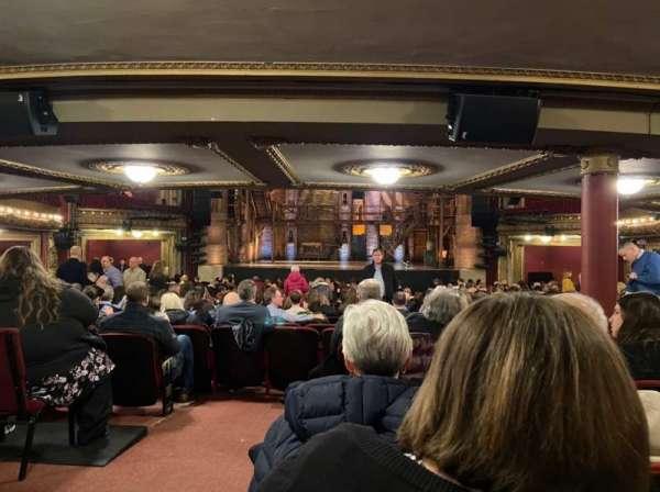 CIBC Theatre, sección: Orchestra C, fila: ZZ, asiento: 112