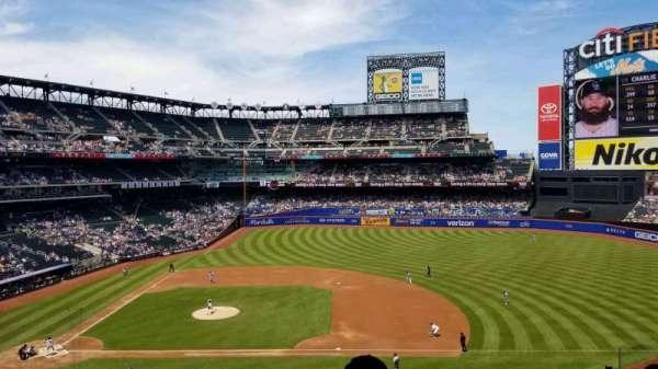 Citi Field, sección: 311, fila: 6, asiento: 2