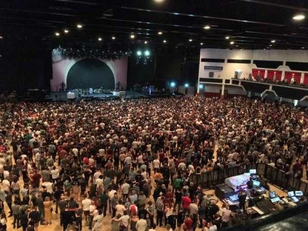 Motorpoint Arena Cardiff, sección: Balcony 2, fila: A, asiento: 50