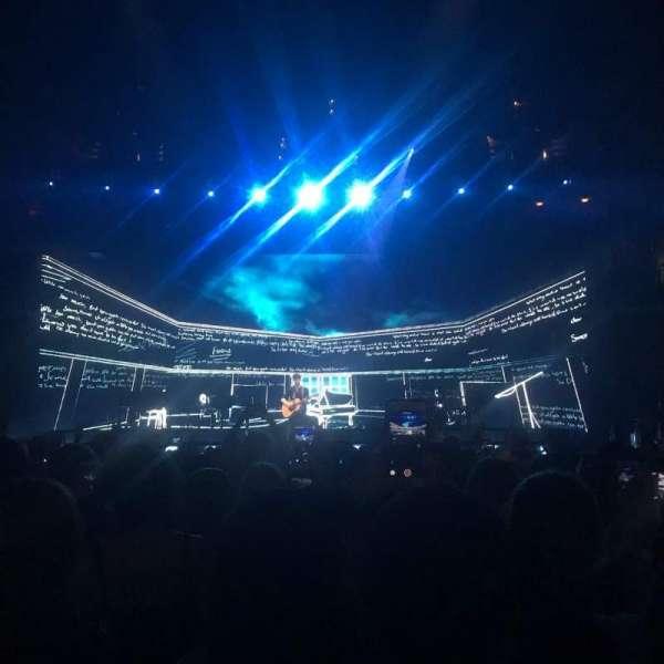 TD Garden, sección: Floor E, fila: 11, asiento: 5