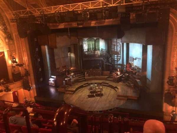 Walter Kerr Theatre, sección: MEZZ, fila: G, asiento: 2