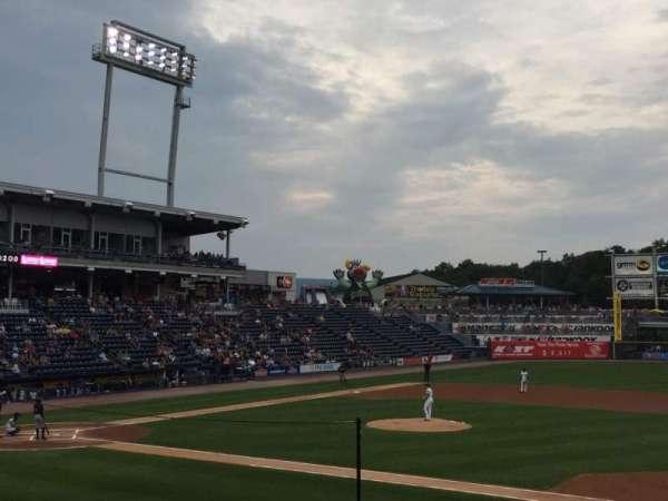 PNC Field, sección: 15, fila: 13, asiento: 16