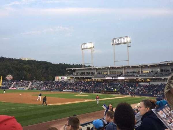 PNC Field, sección: 29, fila: 7, asiento: 12
