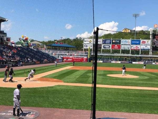 PNC Field, sección: 18, fila: 7, asiento: 7